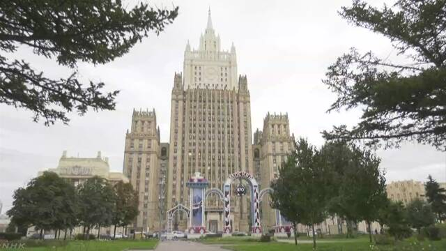 ロシアが米に対抗措置 外交官60人追放へ