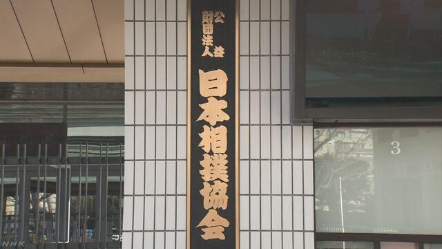 ちびっこ相撲に女児 参加できず 日本相撲協会