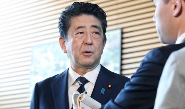 首相、加計理事長との面会否定 愛媛県新文書巡り