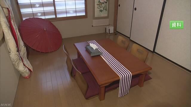 施行迫る「民泊新法」 届け出は700件余にとどまる | NHKニュース
