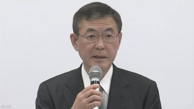 SUBARU吉永社長 代表権返上しCEO退く意向 | NHKニュース