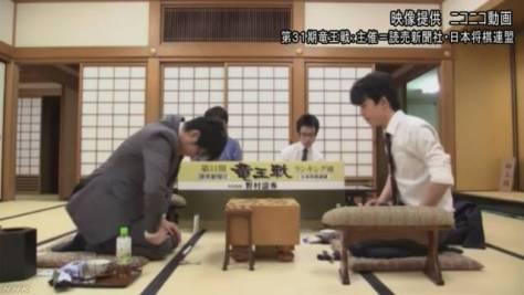 藤井七段 竜王戦決勝トーナメントに進出