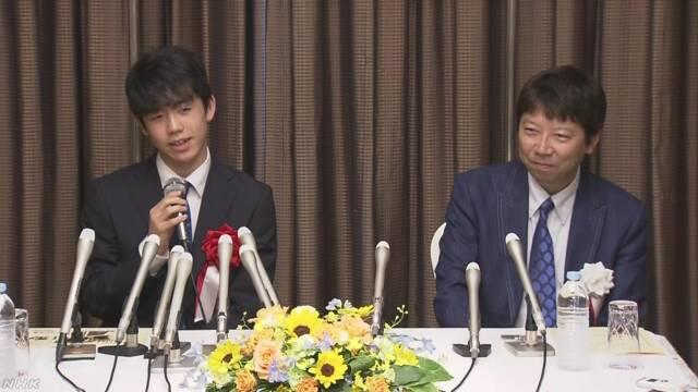 藤井聡太七段が将棋史に残る名手を語る「ソフトより人間の方が深く読める局面がある」