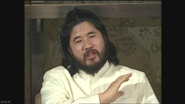 松本元死刑囚の遺体 四女に引き渡し検討 法務省