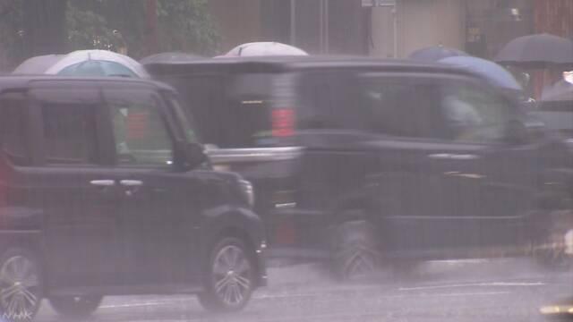 西日本豪雨 特別警報の発表認識も避難は3%余