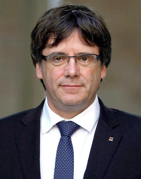 スペイン・カタルーニャ自治州のプチデモン前州首相(ロイター)