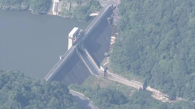 豪雨時のダム緊急放流 規定量を超えていた 広島 呉 | NHKニュース