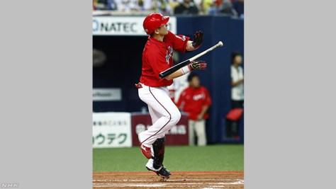 プロ野球 広島 マジック「32」点灯