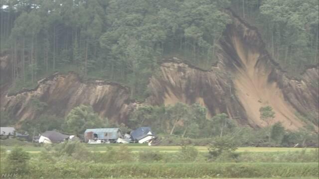 北海道で震度7 2人死亡 7人心肺停止 33人安否不明 | NHKニュース