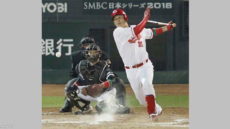 日本シリーズ 第1戦は延長12回引き分け