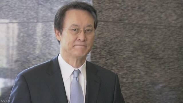 外務省が韓国大使呼び抗議 「徴用」めぐる判決受け