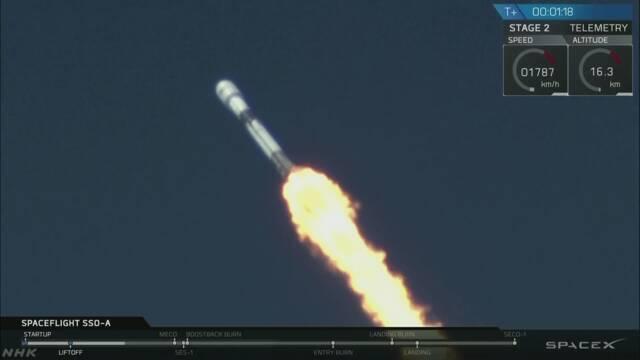 「宇宙葬」遺灰をロケットで宇宙に 松本零士さんは爪納める