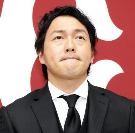 巨人長野久義(2018年12月21日撮影)