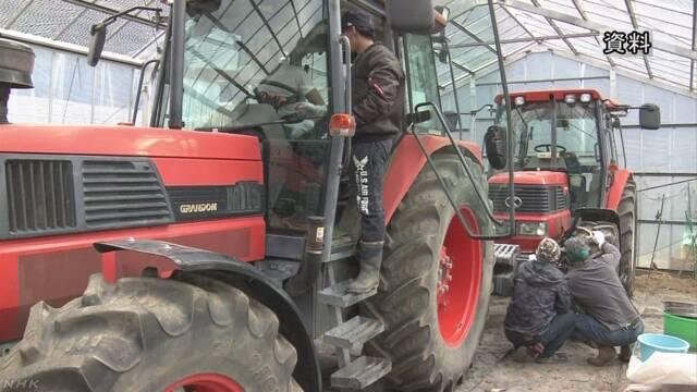 農村でも外国人材確保を 農水省が対策検討へ