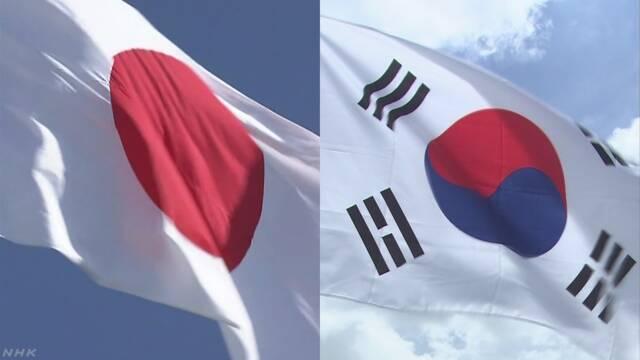 レーダー照射問題 日韓防衛当局 初の協議終了