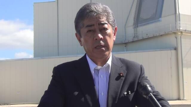 レーダー照射問題 新証拠の「音」公開で調整急ぐ 防衛相   NHKニュース