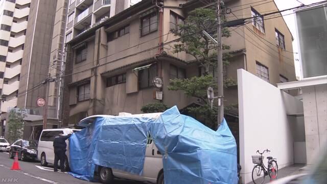 広島強盗殺人事件 逮捕の男「被害者宅の包丁で刺した」   NHKニュース