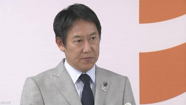 JOC会長の定年規程改正に「待った」 スポーツ庁長官が苦言 | NHKニュース