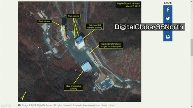 トランプ大統領「発射場建て直し事実ならキム委員長に失望」