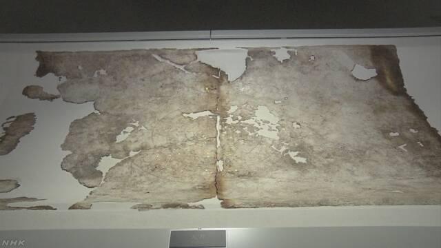 キトラ古墳の壁画 国宝に指定へ 発見から36年 | NHKニュース