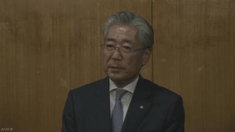 6月で退任 JOC竹田会長コメント(随時更新)