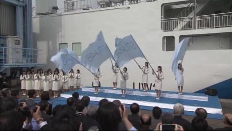「瀬戸内観光にも期待感」STU48号ついに出航!
