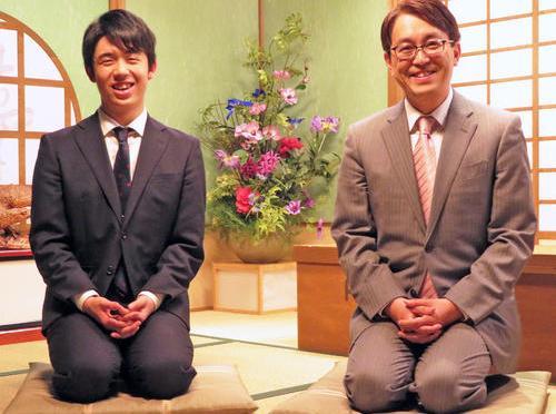 藤井聡太七段、母の日は「感謝の気持ちを伝えたい」