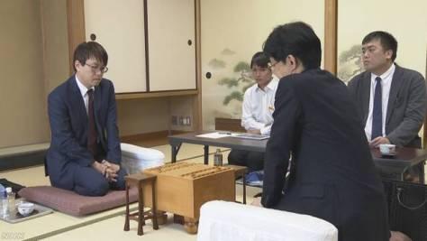 将棋の羽生九段 歴代最多勝かけ谷川九段と対局