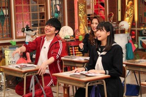 STU48・瀧野由美子らが生徒として登場