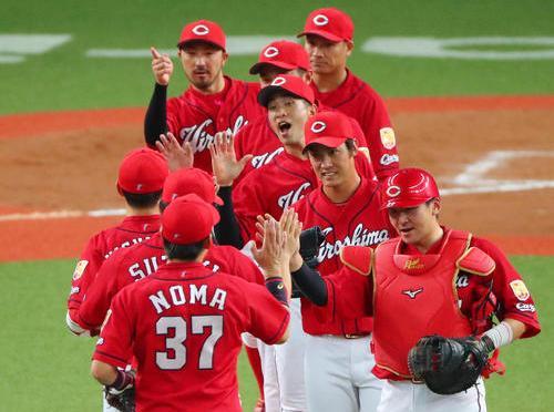 広島、猛打14安打11得点で大勝!