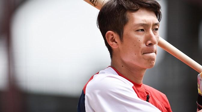 誰もが「天才」と呼ぶ西川龍馬。1番打者として開花した広島の才能。 – プロ野球 – Number Web – ナンバー