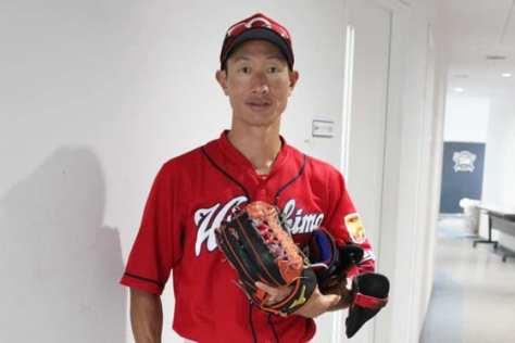 今季限りで現役引退しコーチ就任が発表された広島・赤松真人【写真:橋本健吾】
