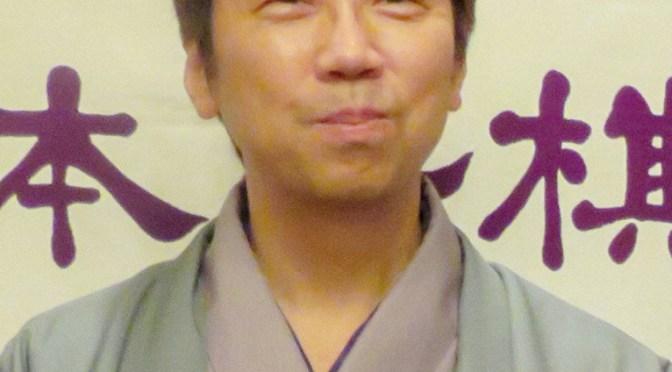 藤井七段の師匠・杉本昌隆八段