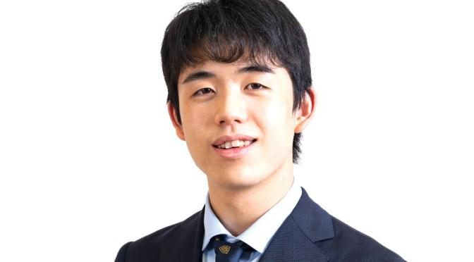 藤井聡太 プロフィール写真