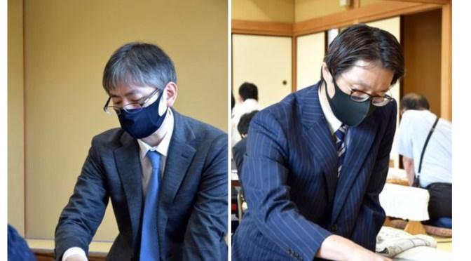 郷田真隆九段-瀬川晶司六段|第47期棋王戦挑戦者決定トーナメント