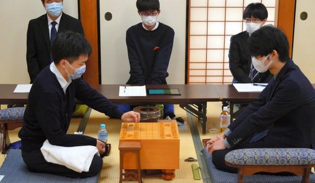 斎藤慎太郎八段の勝利|第80期順位戦A級
