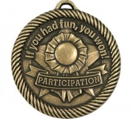 Image result for the problem with participation trophies