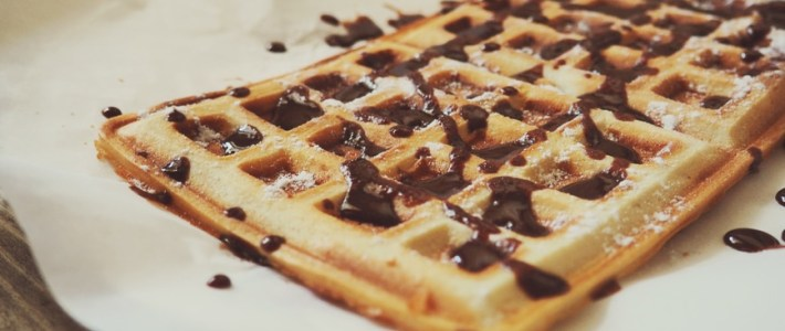 It's National Waffle Day!