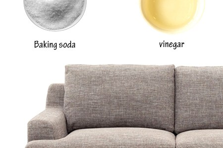 DIY couch cleaning tips