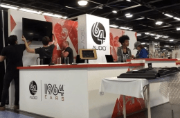 64Audio at NAMM in 2016