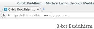 8bitbuddhism SSL