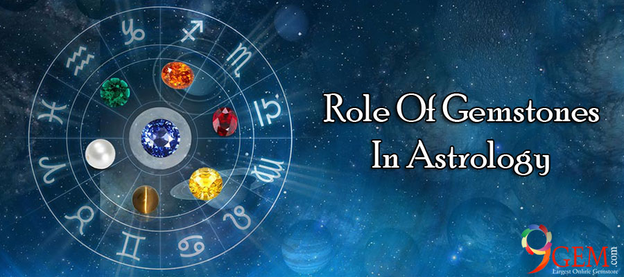 Role Of Gemstones in Astrology