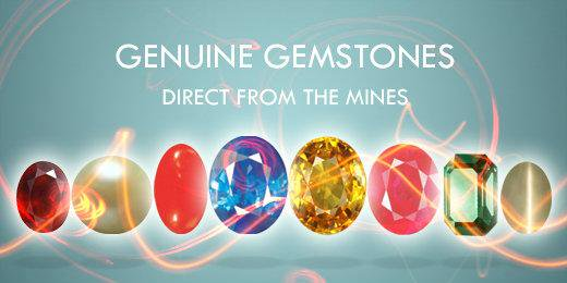 natural gemstone