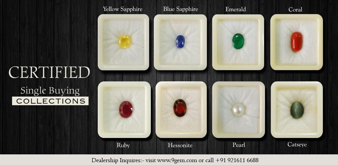 gemstone collection
