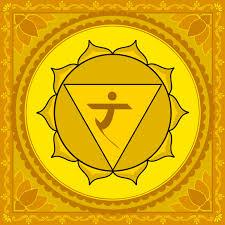 Solar plexus chakra sign