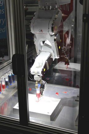 Bio Assembly Bot at AU2014