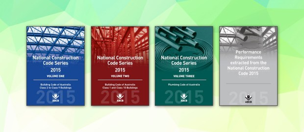 National Construction Code 2015
