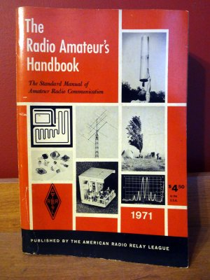 1971 ARRL Handbook