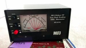 MFJ-815C SWR/Watt meter