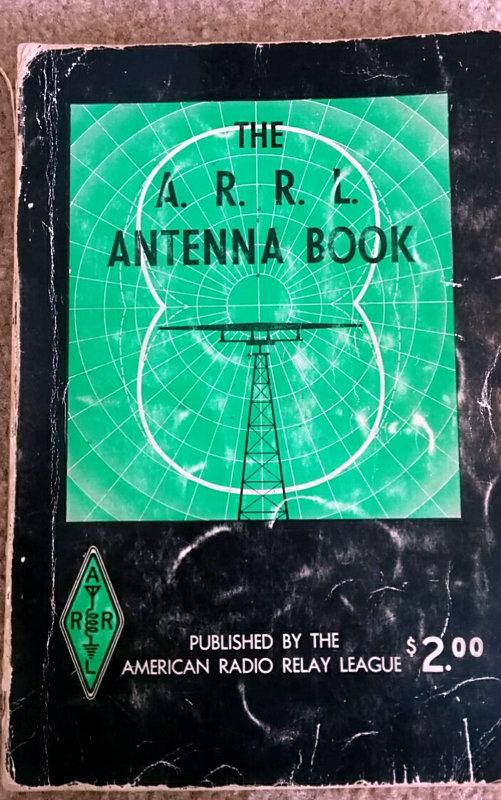 1958 ARRL Antenna Handbook